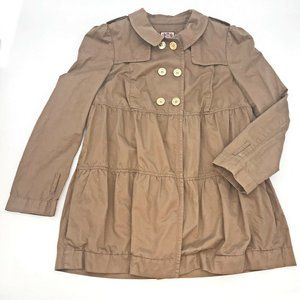 Juicy Couture Jacket Medium Womens Button